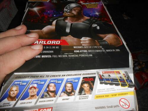 WWE ELITE WARLORD