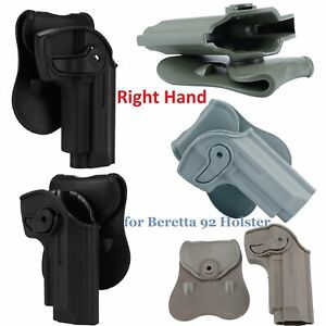 Hunting M92 Tactical Hand Gun Holster for Beretta 92 Beretta 92FS