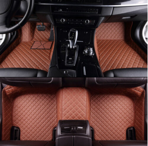 For Fit BMW 220i//228i//230i//235i Coupe 2014-2018 Car Floor Mats Liner Waterproof