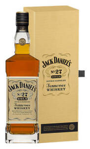 Jack Daniel's No.27 Gold Tennessee Whiskey 700ml(Boxed) 5099873003701