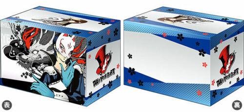 Bushiroad Printed Art Deck Box PS5 Persona 5 The Royal Fox Vol 1029