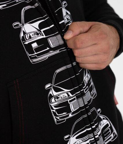 Nissan Skyline GTR R32 R33 R34 R35 Turbo Drift JDM Tuner Car Mens Hoodie Jacket
