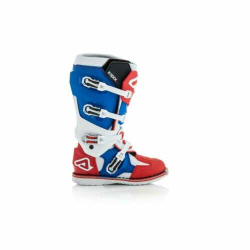 SALE! Acerbis Adults X-Rock Motocross MX Enduro Motor Bike Boots