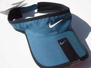 La imagen se está cargando nuevo-noche-factor-311-Nike-Adulto-Tenis-Visera- 20c7ee29b1b