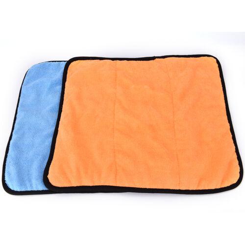 Super épais peluches en microfibre de nettoyage de voiture serviette en ti~PL