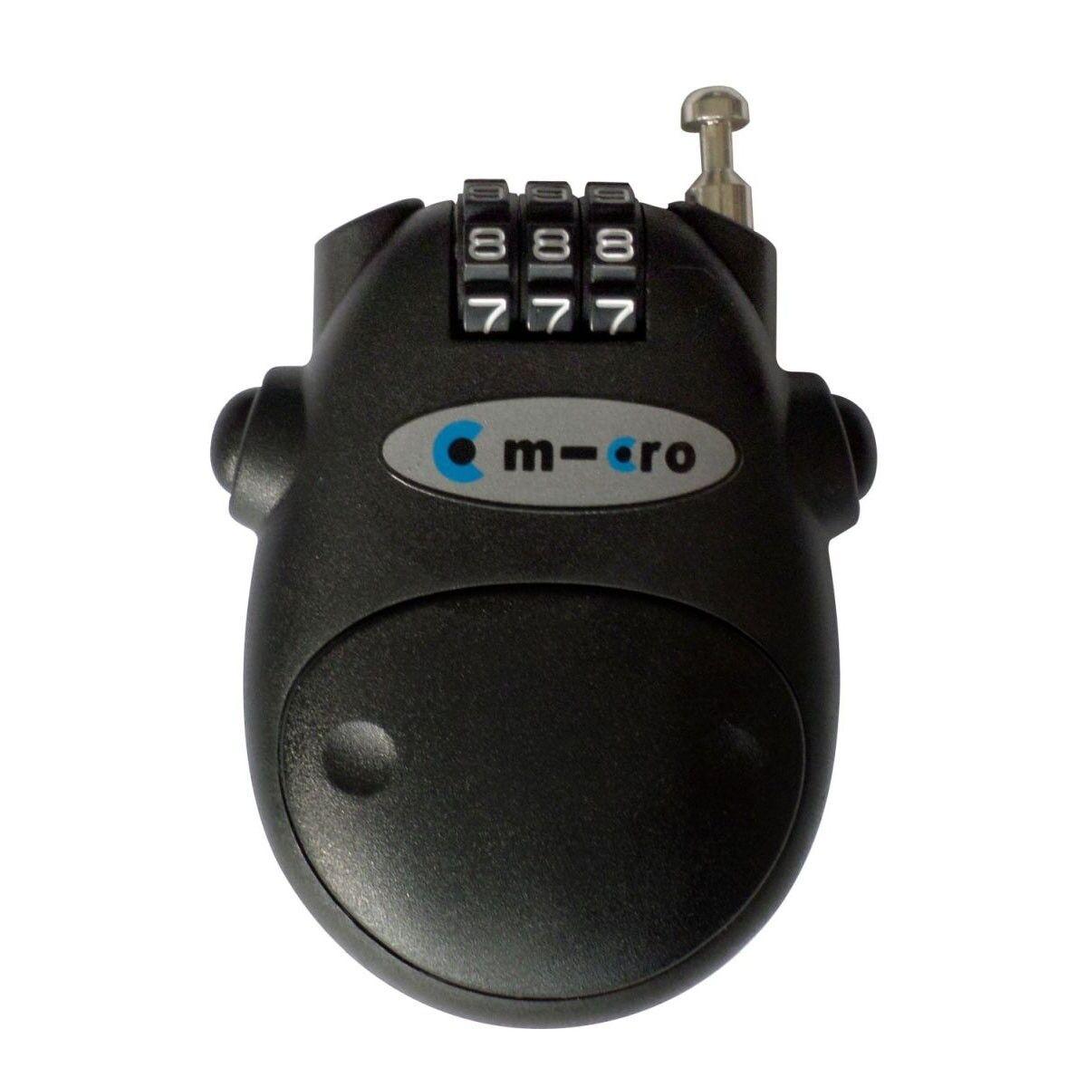 Micro lock cerradura de combinación cable con con con candado  perfecto