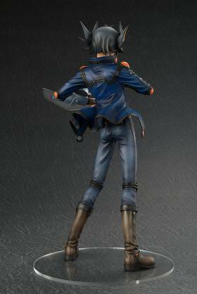 Yu-Gi-Oh yugioh 5D/'s Yusei Fudo AMAKUNI Japan limited Action Figure toy doll