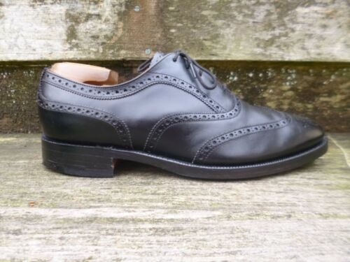 Turner Brogues Black Church Cheaney eccellenti Uk 5 Condizioni 8 wq6HnOCxA