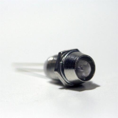 Ledschrauben für 5mm LEDs 100 x LED Metallfassungen