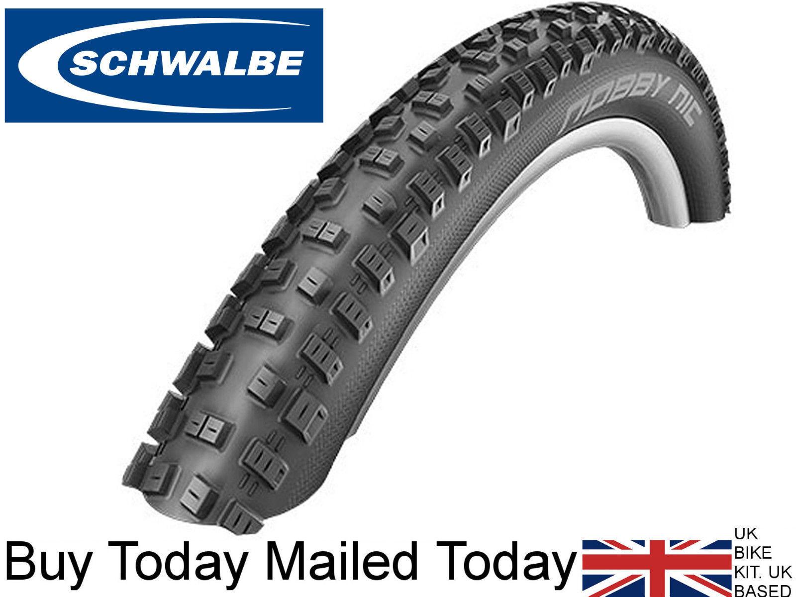 Schwalbe Nobby Nic Performance 26 27.5 29 x 2.1 2.25 2.35 FOLDING MTB Bike Tyre