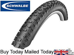 Schwalbe-Nobby-Nic-rendimiento-26-27-5-29-x-2-1-2-25-2-35-Plegable-Bicicleta-MTB