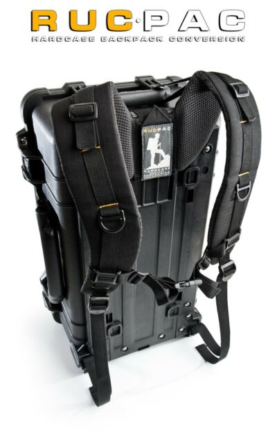 Rucpac Backpack conversion kit for the Nanuk 935 ( NO CASE )