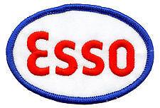 esso embroidered cloth patch f030102 ebay