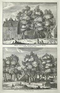 Antique-map-Het-Kleine-Karthuizers-Hof