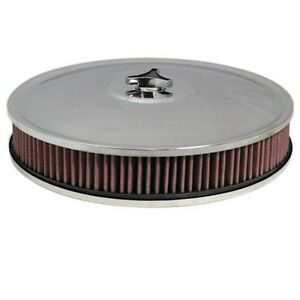 14-034-x-2-5-034-Holley-Air-Filter-suit-5-1-8-034-neck-16-214