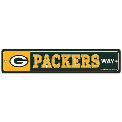 Wincraft NFL Kennzeichenschild Green Bay Packers