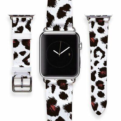 Leopard iWatch Bracelet Animal Apple Watch Band Cute Gift