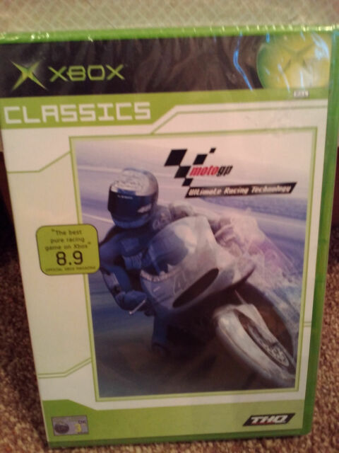 Moto GP Ultimate Racing Technology, Microsoft Xbox Brand New original sealed