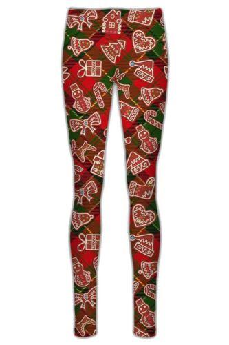 Womens Gift Candy Stick Ladies Xmas Franki Santa Head Snowman Swing Mini Dress