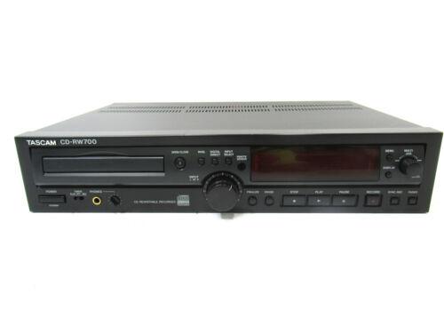 Tascam CD-RW 700 HiFi Separate Home Audio 2-U CD Recorder inc Warranty