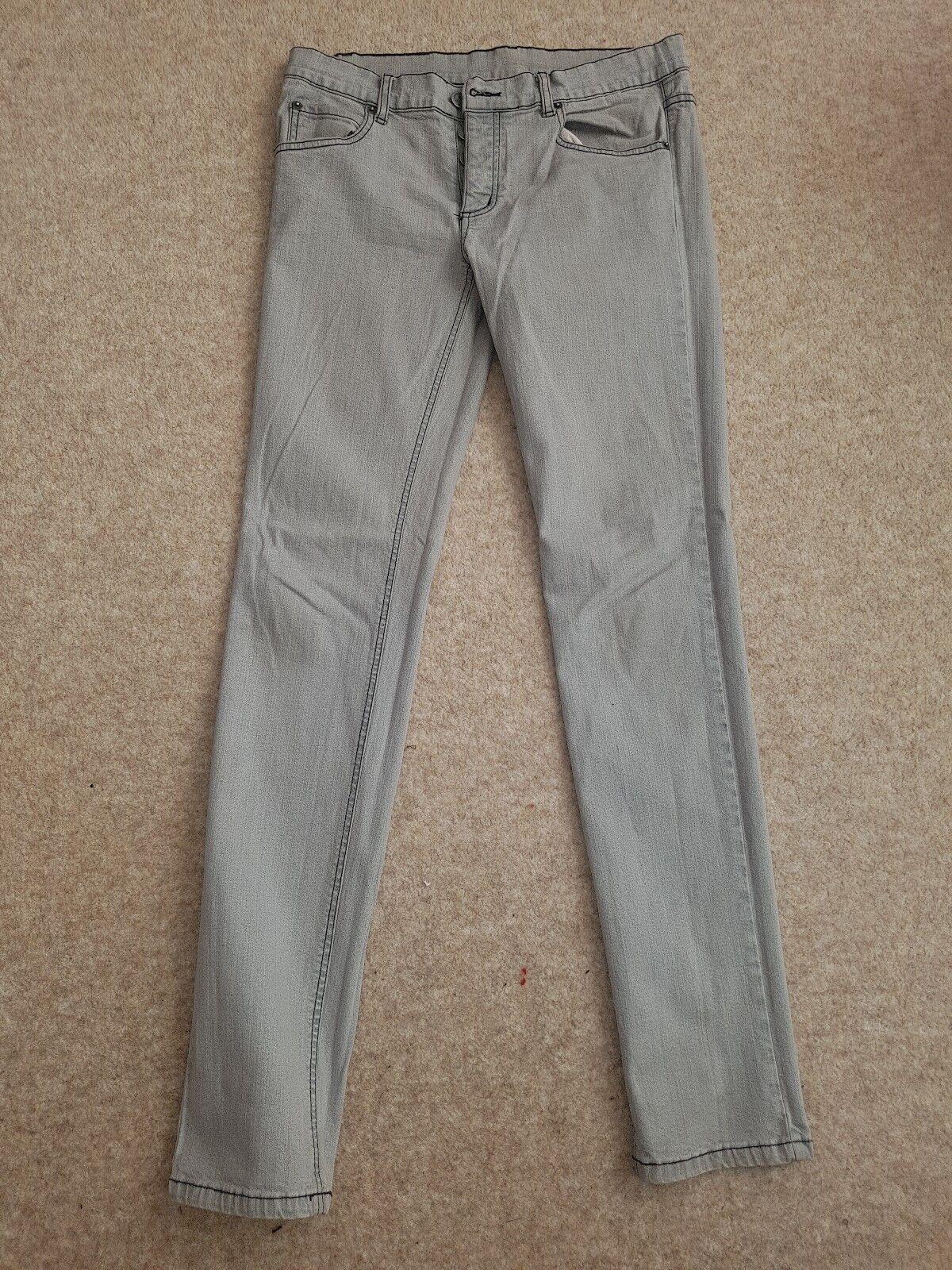 Cheap Monday grey skinny jeans size 31 x32