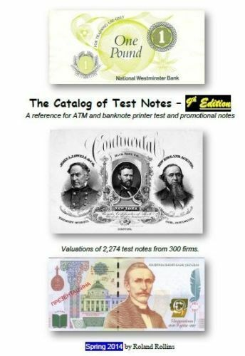 Test note counting cash from register $1 TDLR-491 Uncirculated DeLaRue