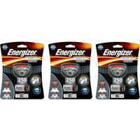 3 Pack Energizer Vision Hd+ Focus Led Headlamp (batteries Included) on sale