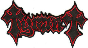 Tyrant-US-Faux-Leather-Patch-Cirith-Ungol-Omen-Griffin-Enforcer-Heavy-Metal