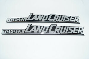 Toyota land cruiser 70 series Decals And Emblems