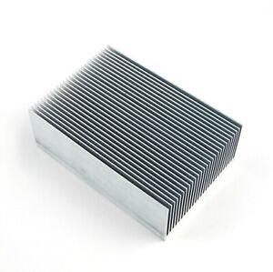 large big aluminum heat sink radiator for led high power amplifier 699964476572 ebay. Black Bedroom Furniture Sets. Home Design Ideas