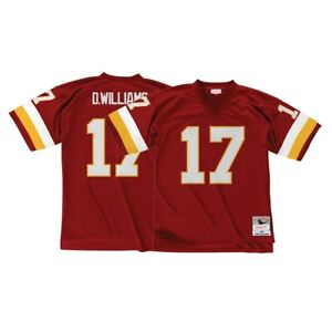 wholesale dealer f91e3 055b4 Details about Doug Williams Washington Redskins Mitchell & Ness 1987 Legacy  Home Men's Jersey