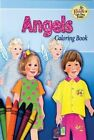 Coloring Book About The Angels Paperback – 8 Feb 1985