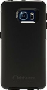 New-OtterBox-Symmetry-For-Samsung-Galaxy-S6-Edge-Phone-Case-Black-77-51772