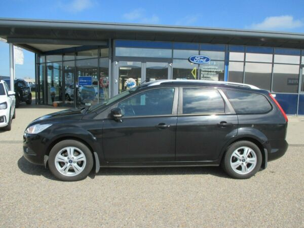 Ford Focus 1,6 TDCi 109 Trend Collection stc. - billede 1