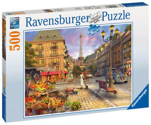 14683-Ravensburger-An-Evening-Walk-Jigsaw-500-Pieces-Premium-Puzzle-Age-10