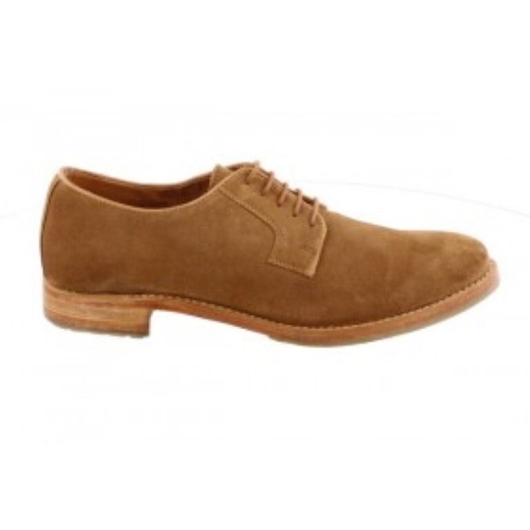 CHATHAM WINDSOR GOODYEAR welted Derby Zapatos JS181 AB 04