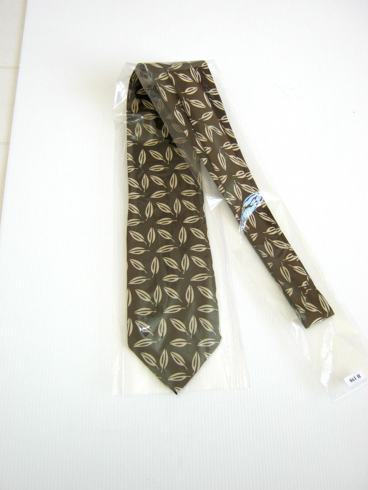 HUGO BOSS  Cravatta Tie NUOVA NEW Originale 100% 100% Originale SETA SILK IDEA REGALO 2b7982