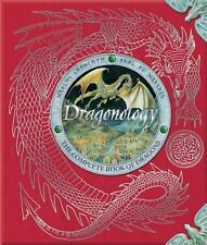 Ologies: Dragonology : The Complete Book of Dragons by Ernest Drake (2003, Hardcover)