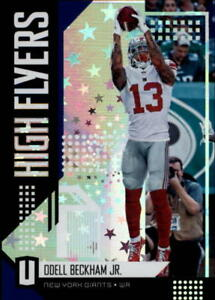 2018-Panini-Unparalleled-Football-Insert-Astral-200-Singles-Pick-Your-Cards