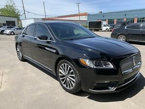 Lincoln Continental 2017 AWD