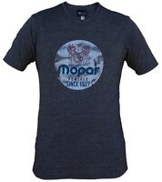 powered By Mopar T-shirt Shirt Charcoal Large