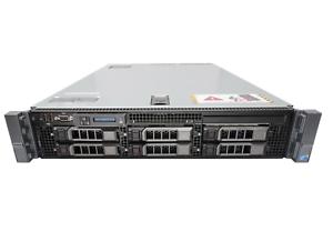 DELL-PE-R710-Rack-Server-2x-6-Core-Xeon-X5650-48GB-Caddies-VMWARE-Home-Lab