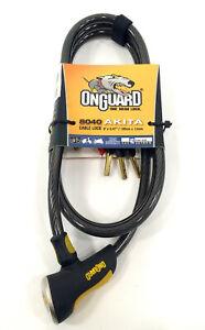 OnGuard-8040-Akita-Bicycle-Cable-Lock