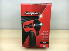 New Listingsnap On 38 Drive Stubby Air Impact Wrench Red Pt338