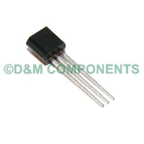 epitaxial Silicon Transistor-Pack De 5 Bc640 Pnp Alta Corriente 10 o 20
