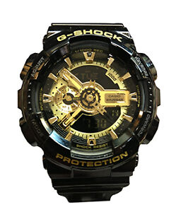 2d5c31118f1 Casio G-Shock GA110GB-1A Wrist Watch for Men for sale online