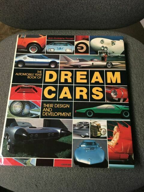 The Automobile Year Book Of Dream Cars Their Design And Development Jr Piccard For Sale Online Ebay