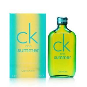 CK-One-Summer-by-Calvin-Klein-for-Unisex-3-4-oz-EDT-Spray-2014-Limited-Edition