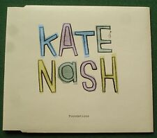 Kate Nash Foundations Clean + Explicit Edit CD Single
