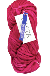 093 Fuscia Malabrigo Rasta Yarn